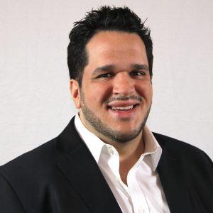 Portrait of Alain Espinosa